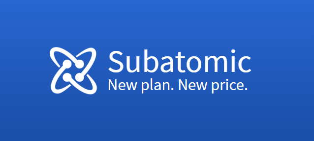 Introducing Covalence's New Subatomic Plan hero